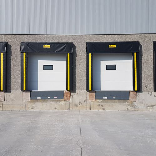 Thermatite garage doors